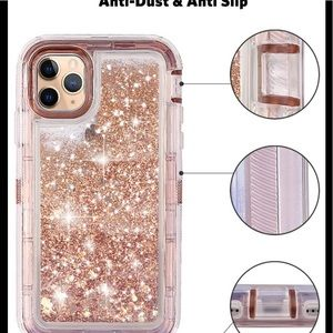 Accessories - iPhone 11 Pro Max Case Glitter Case for Girls